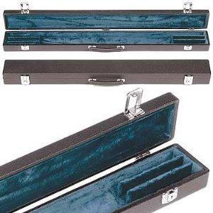 Bobelock Triple Bow Case for Violin-Viola-Cello with Blue Velour Interior